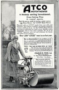 Standard v péči o trávník je vřetenová sekačka, již 180 let