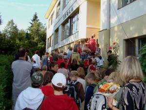 Základní škola Járy Cimrmana, Praha Lysolaje