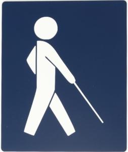 Vřetenovou sekačku zvládne i nevidomý.