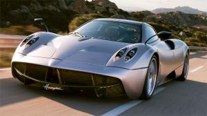 Pagani Huayra - nejdražší auto světa