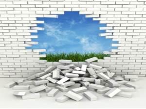 Zdi si stavíme ve svých hlavách sami. Ale občas k tomu přispěje i okolí.