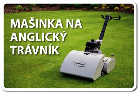 vřetenová sekačka na trávu