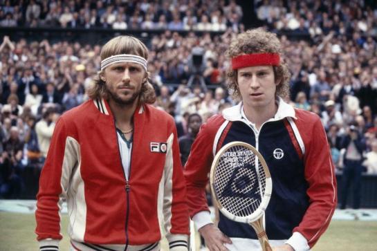Borg vs. McEnroe 1980 Wimbledon