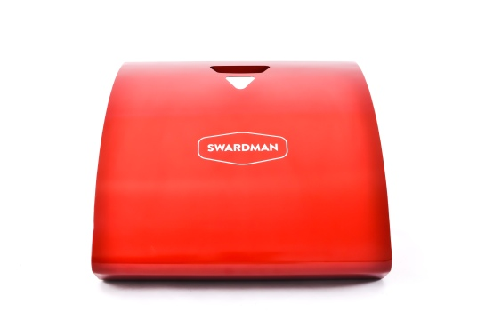 Swardman kos na travu cerveny
