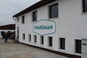 Výrobní závod Swardman Losiná