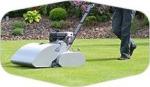 Vřetenová sekačka pro dokonalý anglický trávník
