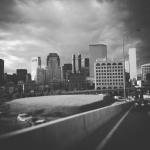 Příjezd z víkendu do Bostonu
