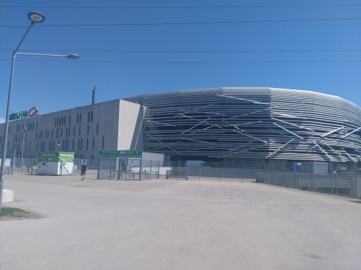 WKW Arena FC Augsburg